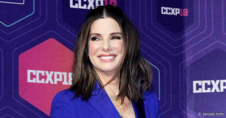 Sandra Bullock Jokes She's 'Going to Buy an Apartment Down the Street' from Her Kids' Colleges
