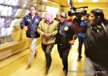 Envían a la cárcel de Arani a juez implicado en corrupción - Opinión Bolivia