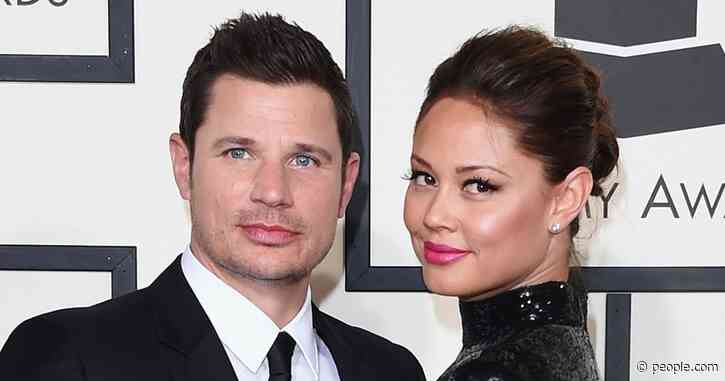 Nick Lachey Reveals He Plays 'Rock, Scissor, Paper' with Wife Vanessa to Solve Conflicts