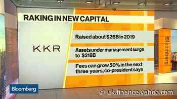 KKR Undercuts Wall Street With $1 Billion Loan