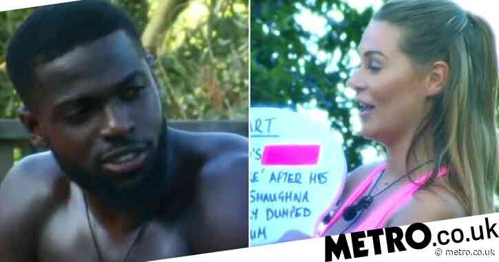 Love Island's Mike Boateng clashes with Shaughna Phillips as he tells her to shut up