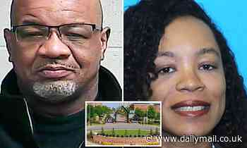 Jackson State University president and employee 'arrived at hotel together' and were busted in sting