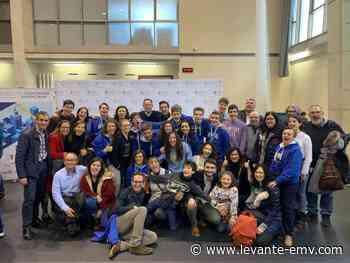Premio para la Purísima de Torrent por el diseño del robot - Levante-EMV