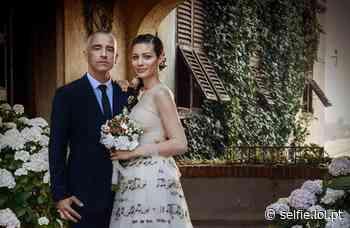 Eros Ramazotti e Marica Pellegrinelli anunciam divórcio - SELFIE