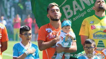 Benedicto Aldana se une al subcampeón nacional - Guatefutbol.com