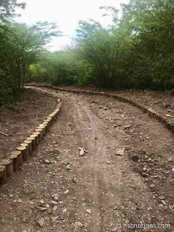 Empezó la construcción del jardín botánico en la vereda Teté de Tocaima | HSB Noticias - HSB Noticias