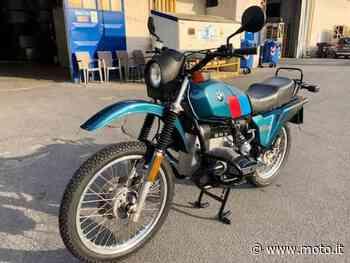 Vendo Bmw r 80 g/s d'epoca a Uzzano (codice 7982354) - Moto.it