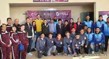 Destacada participación de los halteristas en la Ciudad de Camargo - Puente Libre La Noticia Digital