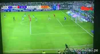 América de Cali vs. Deportivo Cali: Duván Vergara anotó el 1-1 con un excepcional golazo | VIDEO - El Comercio - Perú