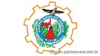 Prefeitura de Campo Novo do Parecis - MT abre um novo Processo - PCI Concursos