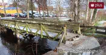 Bad Wurzach: Neue Brücke kommt im Frühjahr - Schwäbische