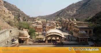 Berkunjung ke Kuil Monyet di Rerimbunan Bukit Aravalli, Jaipur - kumparan.com - kumparan.com