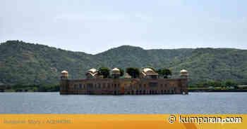 Foto: Uniknya Jal Mahal, Istana di Atas Danau Jaipur - kumparan.com - kumparan.com