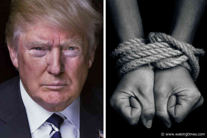 Human Trafficking is so Bad in America that President Trump Just Created a New Official Position to Stop It
