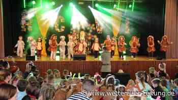 Tänze zum Mitmachen und Seifenblasen zum Staunen   Rockenberg - Wetterauer Zeitung