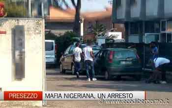 Mafia nigeriana. Un arresto a Presezzo - L'Eco di Bergamo