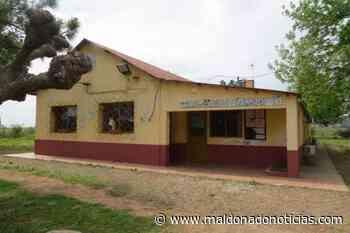 Unos $ 6 millones costará reparar escuela rural con internado de Aiguá que sufrió un incendio - maldonadonoticias.com