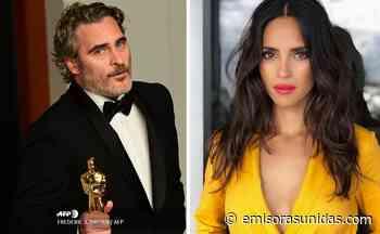 VIDEO. Adria Arjona y Joaquin Phoenix actúan juntos en cortometraje - Emisoras Unidas