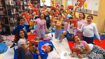 La Biblioteca de Arjona se llena de vida con las Biblioveladas - Hora Jaén - HoraJaén