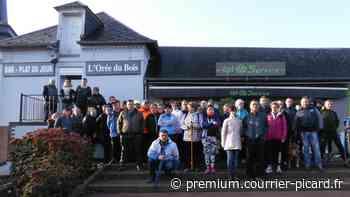 Société : Les habitants de Guerville se mobilisent pour soutenir le seul commerce du village - Courrier picard