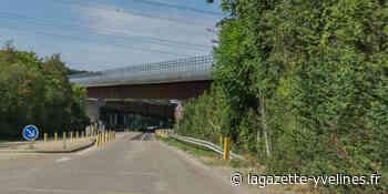 Guerville - Le nouveau viaduc ouvert dans le sens Caen-Paris   La Gazette en Yvelines - La Gazette en Yvelines