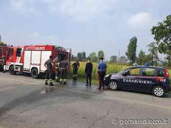Ritrovato in un campo l'anziano scomparso giovedì a Tribiano - Giornale di Lecco