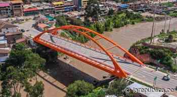 Cusco: Martín Vizcarra inauguró puente Urubamba, principal ingreso a Machu Picchu - LaRepública.pe