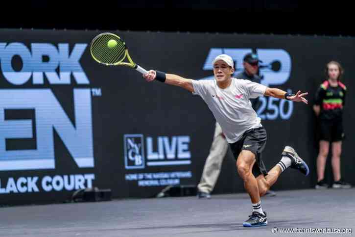 ATP New York: Jason Jung downs Kevin Anderson. Edmund, Norrie, Thompson advance