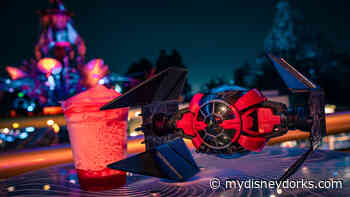 New Kylo Ren Tie-Fighter Mug Now at Disney World - Disney Dorks