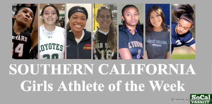 VOTE: Southern California Girls Athlete of the Week (Feb. 14)