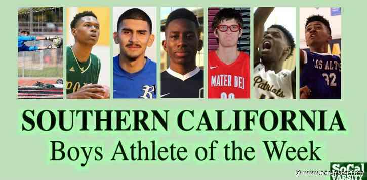 VOTE: Southern California Boys Athlete of the Week (Feb. 14)