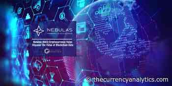 Nebulas (NAS) Cryptocurrency Helps Discover the Value of Blockchain Data - The Cryptocurrency Analytics