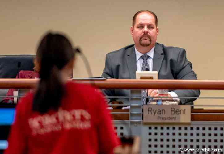 """Amid stalled contract negotiations, faculty declares """"no confidence"""" in North Orange County Community College District leadership"""