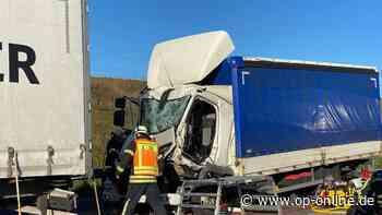 A5: Nach tödlichem Unfall bei Friedberg: Folgen für fast 40 Autofahrer   Hessen - op-online.de