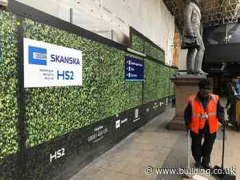 Cut costs or lose business, HS2 review tells contractors