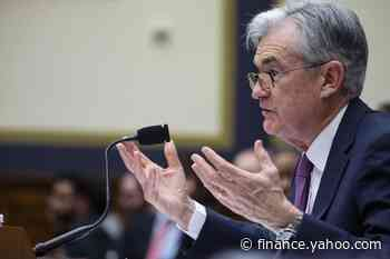 Fed Chair Jay Powell grilled on China's cryptocurrency plans, US response - Yahoo Finance