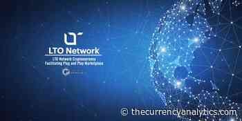 LTO Network Cryptocurrency Facilitating Plug and Play Marketplace - The Cryptocurrency Analytics