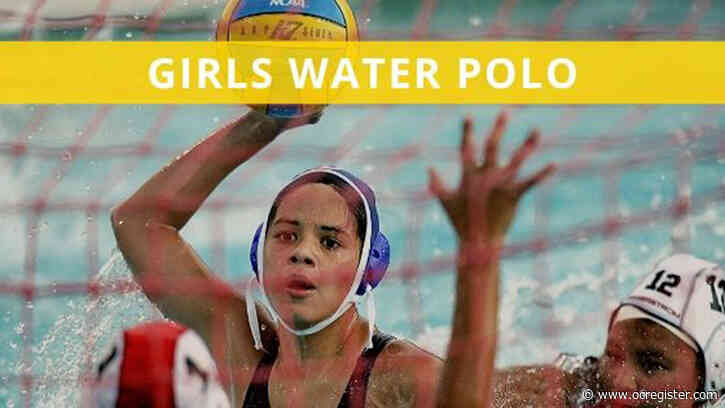 Tuesday's CIF girls water polo playoff scores, highlights