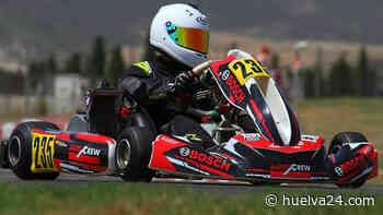 El piloto onubense de 14 años José Luis Cisneros debutará en el Europeo de Karting - Huelva24