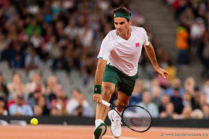 "PSG coach: ""Everyone thinks Roger Federer has always won, it's not true"""