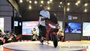 Aprilia SXR 160: lo scooter di Noale per il mercato premium indiano - OmniMoto