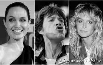 Mick Jagger once left a date with Angelina Jolie to have a one-night stand with Farah Fawcett - Far Out Magazine
