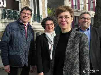 Yvelines. Municipales : Cécile Chopard, candidate à Viroflay pour une démocratie participative - actu.fr