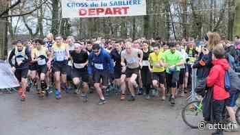 Yvelines. Viroflay : mille participants réunis au cross de la Sablière - actu.fr