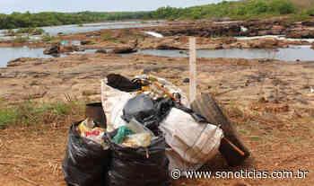 Mutirão de limpeza do rio Teles Pires em Alta Floresta e mais 2 municípios será este mês - Só Notícias