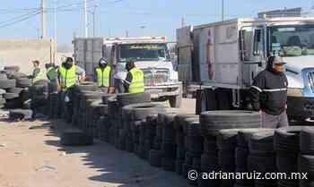 #Juarez | Continúan operativos de limpieza en colonias de la ciudad - Adriana Ruiz