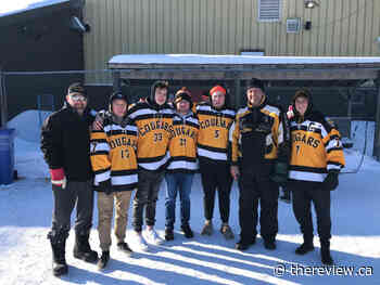 Big win for Vankleek Hill Cougars in South Grenville after a fun day at Champlain Winter Carnival - The Review Newspaper