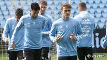 Denis Suárez lleva dos meses sin ser titular con el Celta en LaLiga - AS