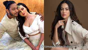 Sana Khan opens up about her break-up with Melvin Louis, reveals he was cheating on her