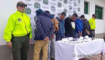 A la cárcel responsables de la masacre de Santa Rosa de Osos - Caracol Radio